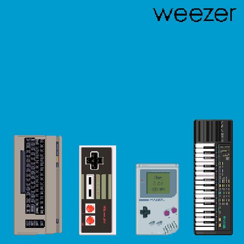 Weezer- »The 8-bit Album« (Pterodactyl)