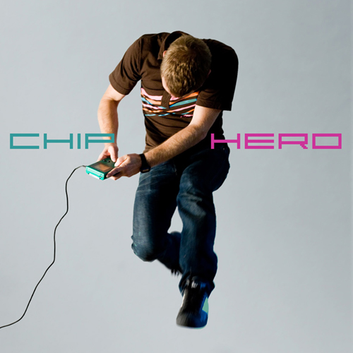 Cornbeast – »Chip Hero« (8bitpeoples)