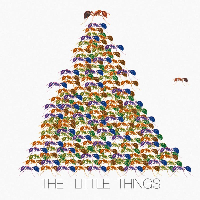 Henrik José – »The Little Things EP« (23 Seconds Netlabel)