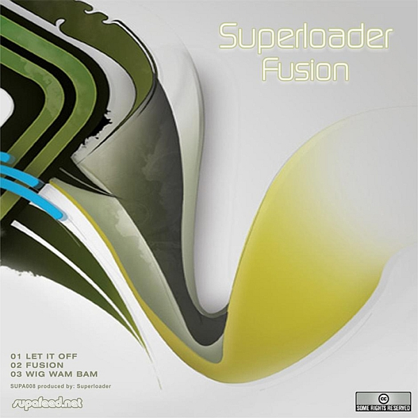 Superloader – »Fusion« (Supafeed Netlabel)