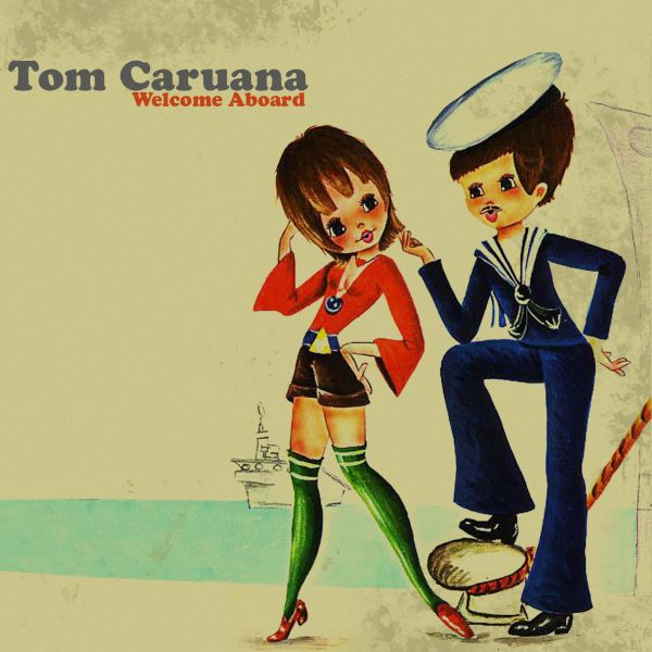 Listen to Tom Caruana – »Welcome Aboard EP« (Budabeats Netlabel)