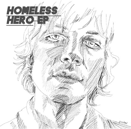 Bufi – »Homeless Hero EP« (Poni Republic Netlabel)
