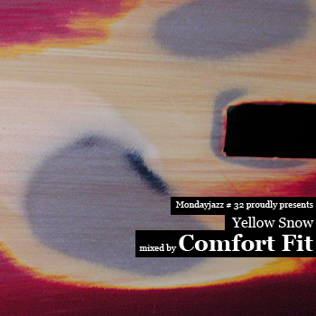 Comfort Fit – »Yellow Snow Mix«