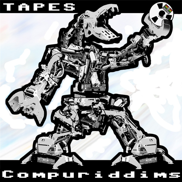 Listen to Tapes – »Compuriddims EP« (Jahtari Netlabel)