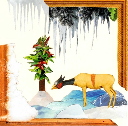 Various – »52 Weeks – Winter« (Peppermill Records)