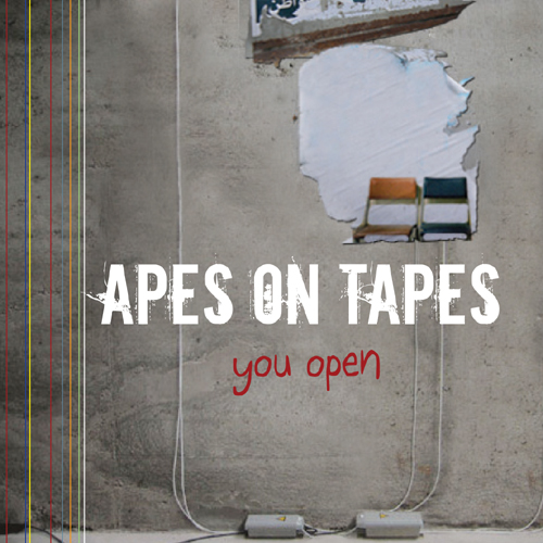 Apes on Tapes – »You Open« (Homework Records)