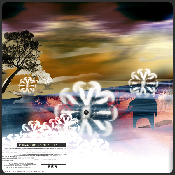 Aphilas – »Instrumentally Ill EP« (Miasmah Netlabel)