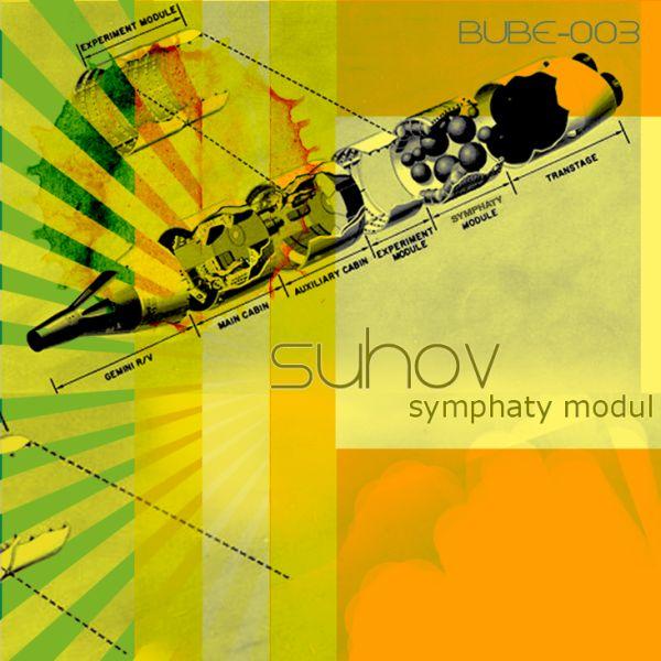 Suhov – »Sympathy Modul EP« (Budabeats Netlabel)