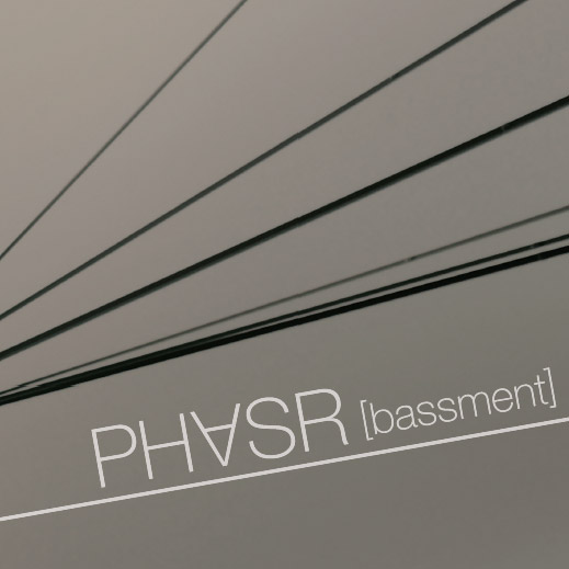 Listen to PHVSR – »Bassment« (modularfield Netlabel)