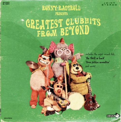 Ronny Ragtroll – »Greatest Clubhits From Beyond« (Entity)