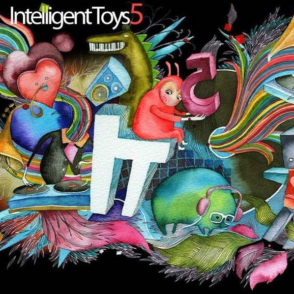 Listen to Various – »Intelligent Toys 5« (Sutemos Netlabel)