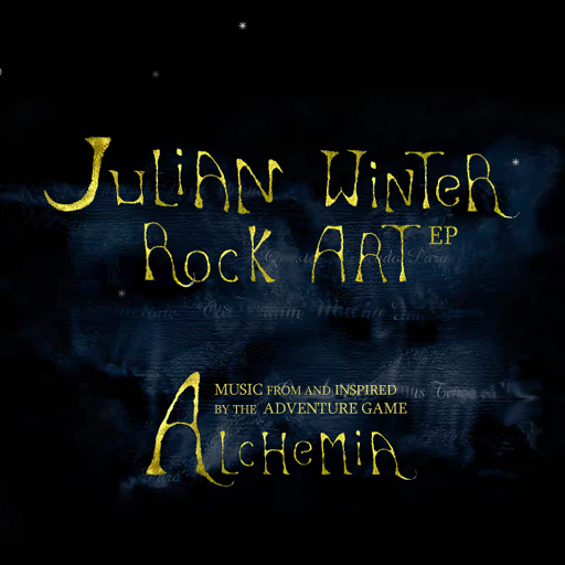 Julian Winter – »Rock Art EP« (Pause + Netlabel)