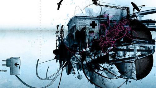 Dharmasound Netlabel Cover 2