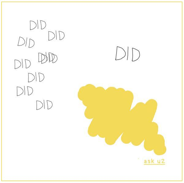 Did – »Ask U2« (Kirstens Postcard Netlabel)