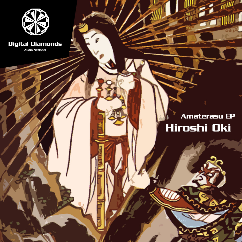 Hiroshi Oki – »Amaterasu EP« (Digital Diamonds)
