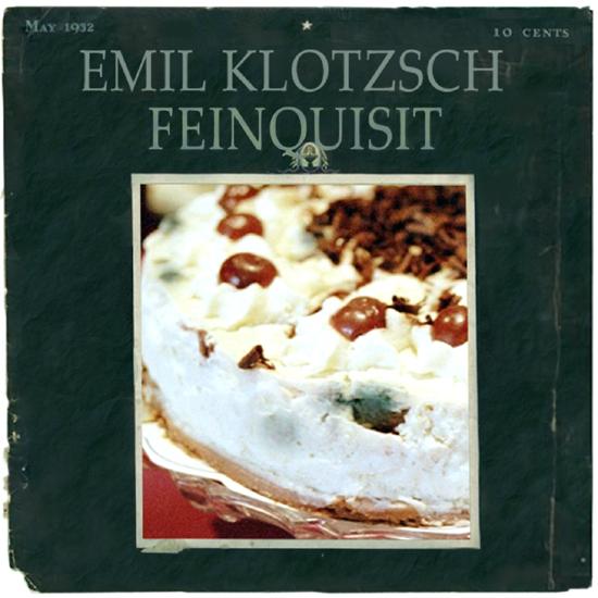 Emil Klotzsch – »Feinquisit« (Netlabel one)