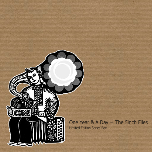 V.A. – »One Year« A Day- The 5inch Files« (Equinox)