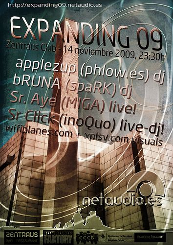 EXPANDING09 in Barcelona