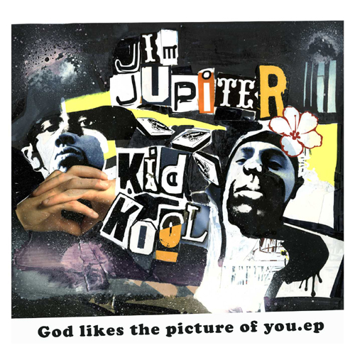 DJ Internet & Kid Kool – »God Likes The Picture Of You« (Hungry Men Records)