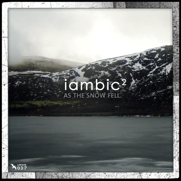 Listen to Iambic² – »As The Snow Fell« (laridae)