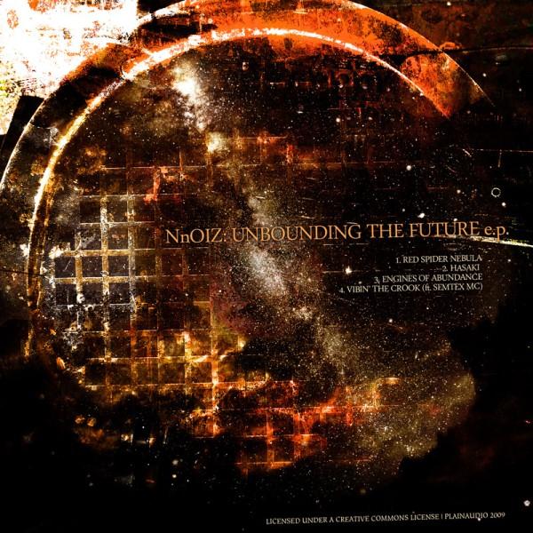 N-Noiz – »Unbounding The Future EP« (Plainaudio Netlabel)