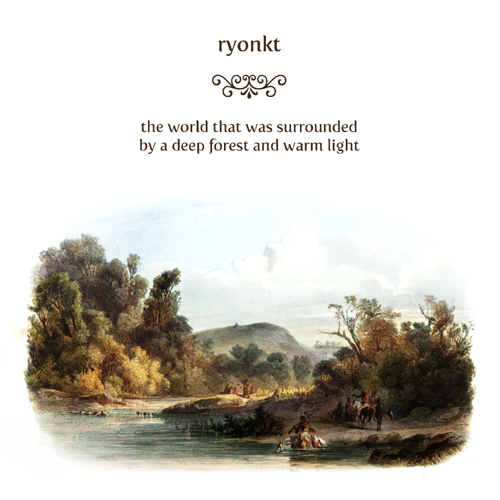 Ryonkt – »The World That Was Surrounded (…)« (Resting Bell)