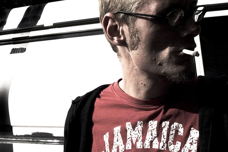 The Jah of 8-Bit-Chip-Dub-Digital-Laptop-Reggae-Music