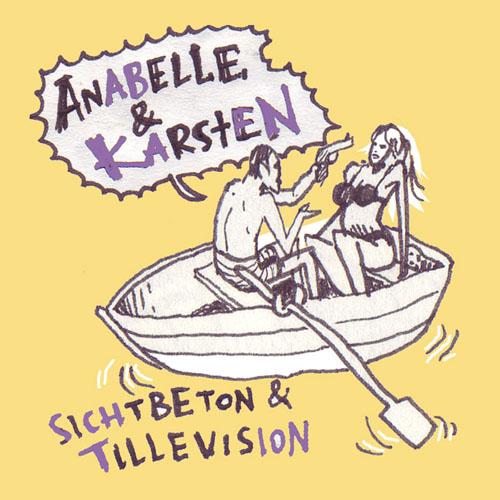 Sichtbeton feat. Tillevision – »Anabelle & Karsten EP«